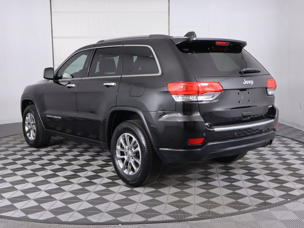 Pre-Owned 2015 Jeep Grand Cherokee RWD 4dr Limited