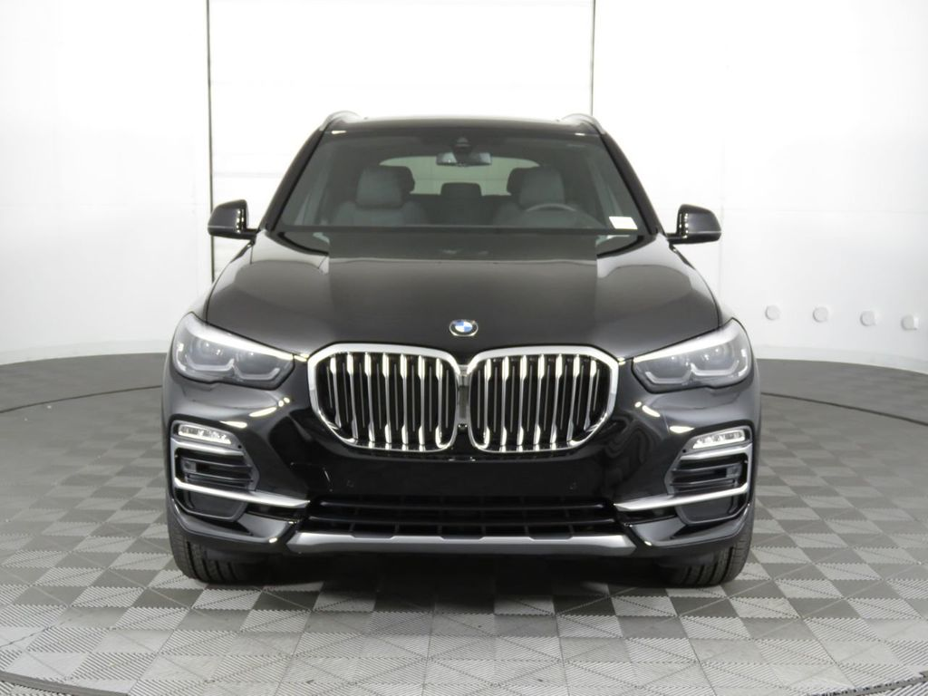 New 2020 BMW X5 xDrive40i Sports Activity Vehicle SUV in ...