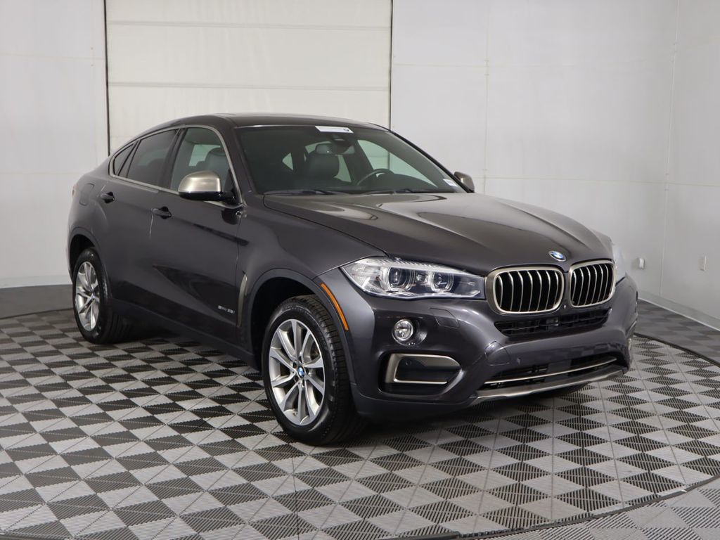 Certified Pre-Owned 2017 BMW X6 sDrive35i