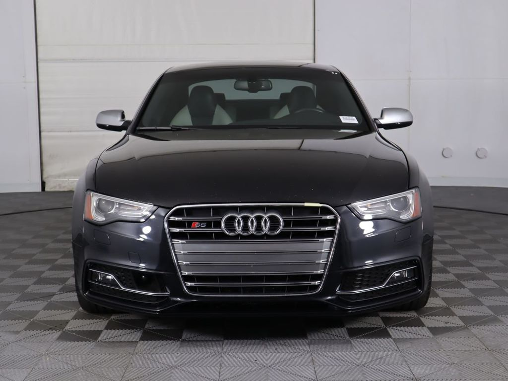 Pre-Owned 2014 Audi S5 2dr Coupe Automatic Prestige