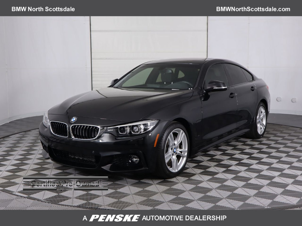Certified Pre-Owned 2018 BMW 4 Series 430i Gran