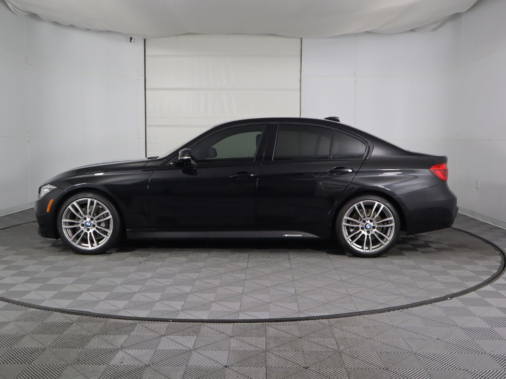 Certified Pre-Owned 2017 BMW 3 Series 340i