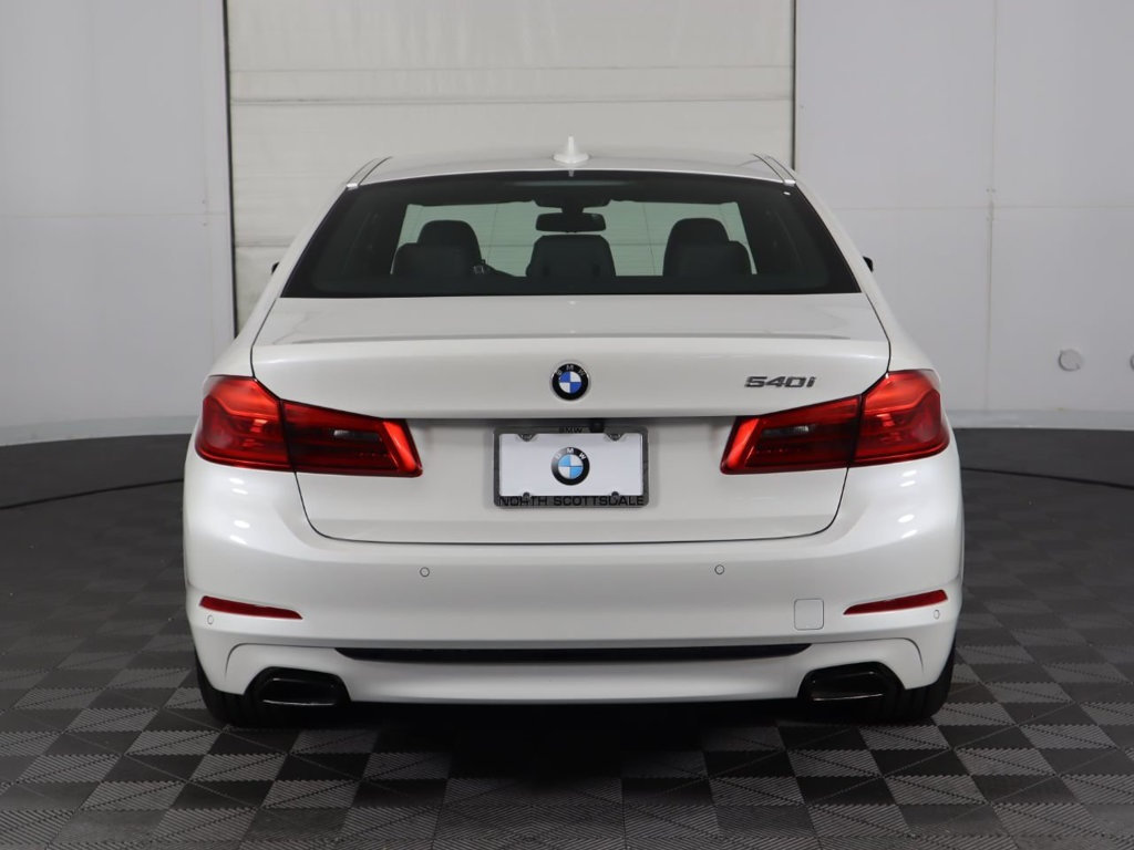 Pre-Owned 2019 BMW 5 Series COURTESY VEHICLE