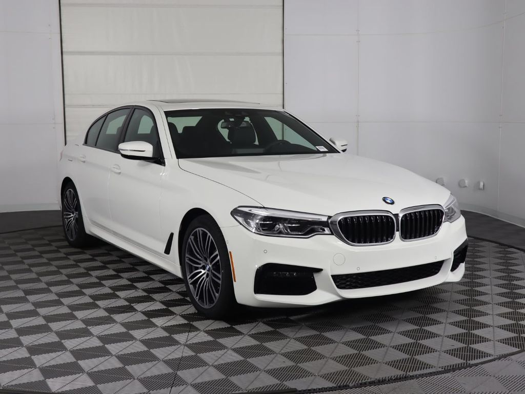 Pre-Owned 2020 BMW 5 Series COURTESY VEHICLE
