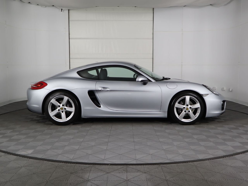 Pre-Owned 2015 Porsche Cayman 2dr Coupe